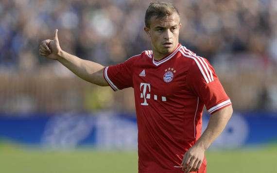 Xherdan Shaqiri will beim FC Bayern bleiben