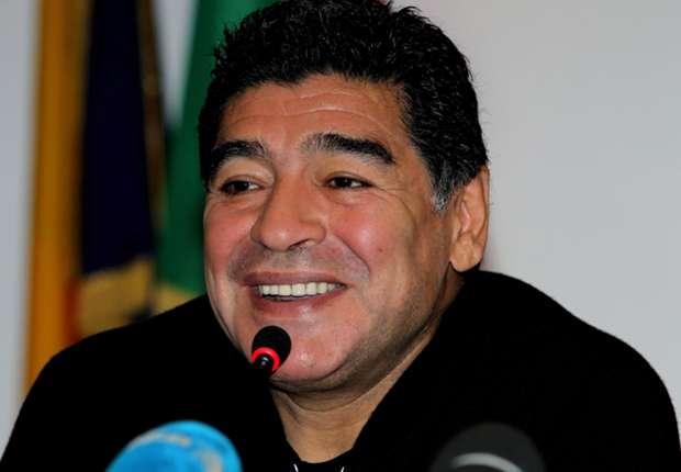 Maradona 'barred' from Maracana