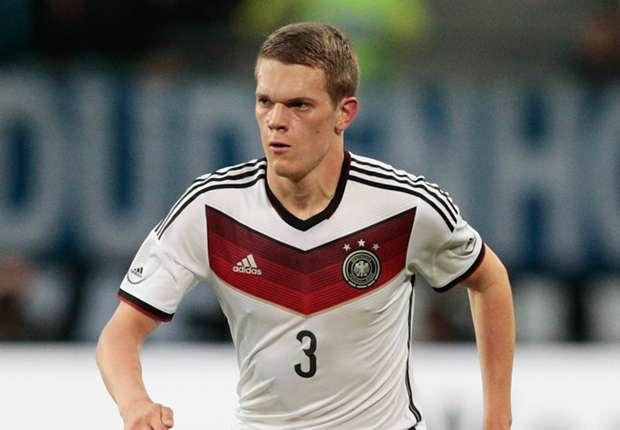 Ginter tekent een vijfjarig contract in Dortmund
