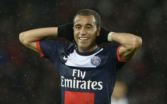 Lucas: I won't be leaving PSG