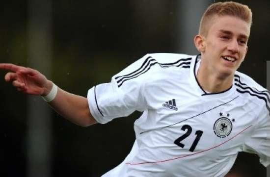 Stein des Anstoßes: Fohlen-Talent und Jungnationalspieler Sinan Kurt