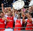 Galeria: Arsenal vence a Supercopa da Inglaterra