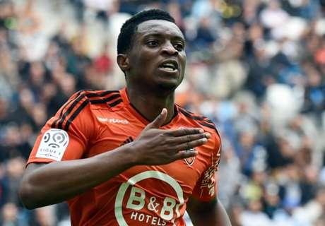 Lorient, Moukandjo vers WBA ?
