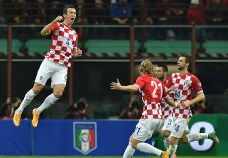 Convocati Croazia: sono 6 gli 'italiani'