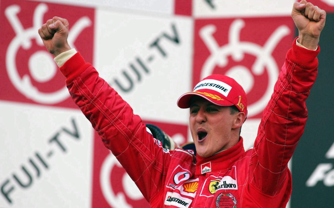 Michael Schumacher Goal Com