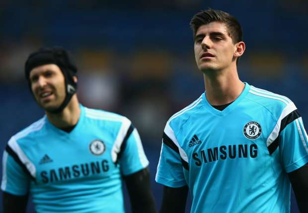 Courtois: Cech is a Chelsea legend, but don't compare us