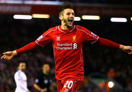 Lallana eager for Liverpool's Australian tour