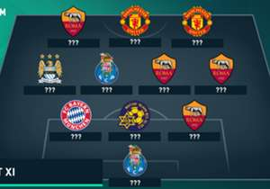 Manchester United failed to find their attacking spark again, while Roma felt the full force of Barcelona - here are the worst performers from the Champions League this week...