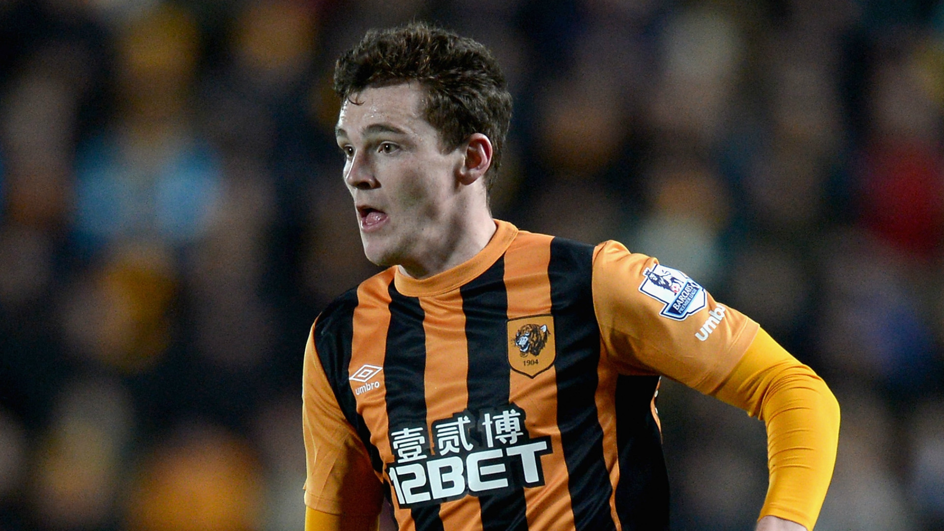 Andrew Robertson Hull City
