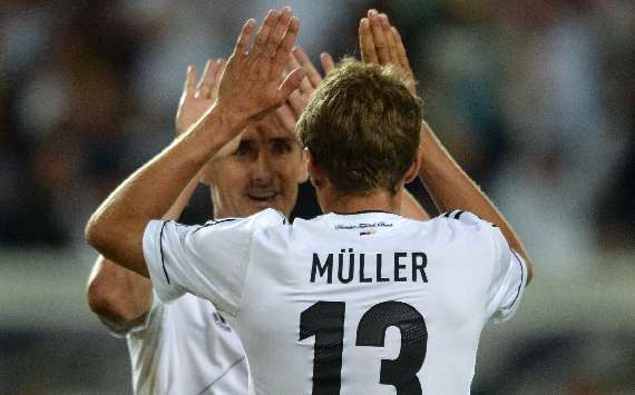 Muller: I want Golden Boot again