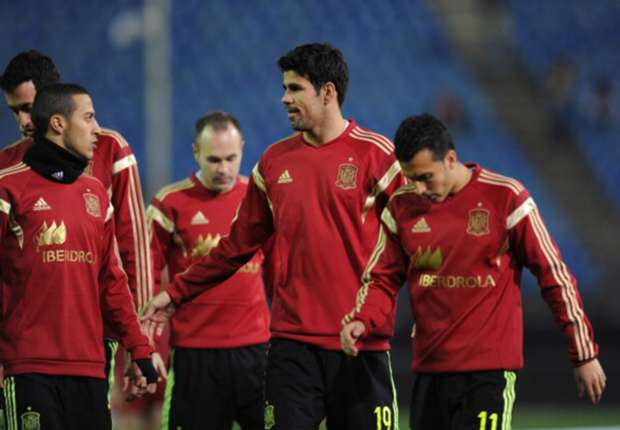 Diego Costa: I'm in perfect shape for World Cup