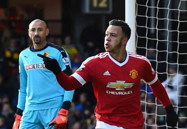 ไฮไลท์  Watford 1 - 2 Manchester United