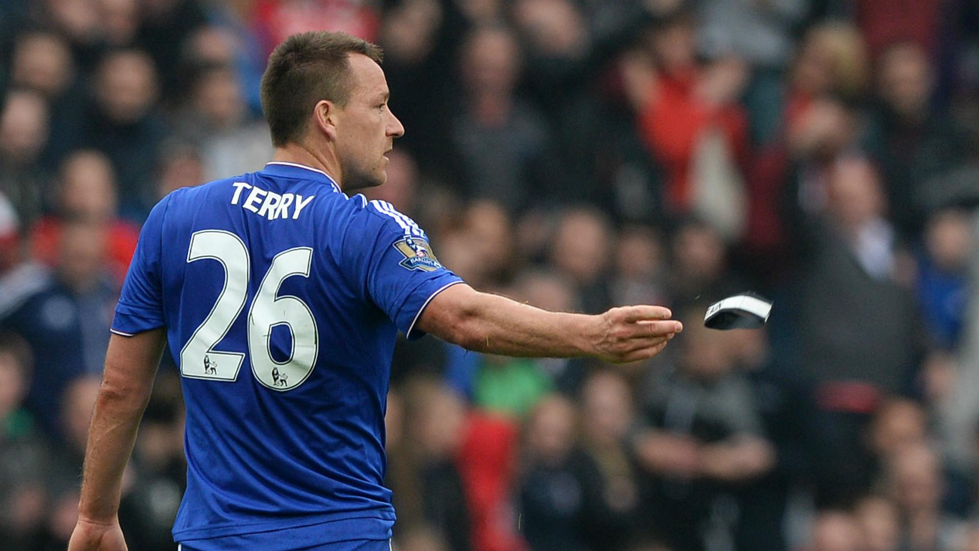 HD John Terry Chelsea Goal