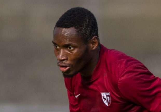 Metz striker Diafra Sakho set for West Ham move