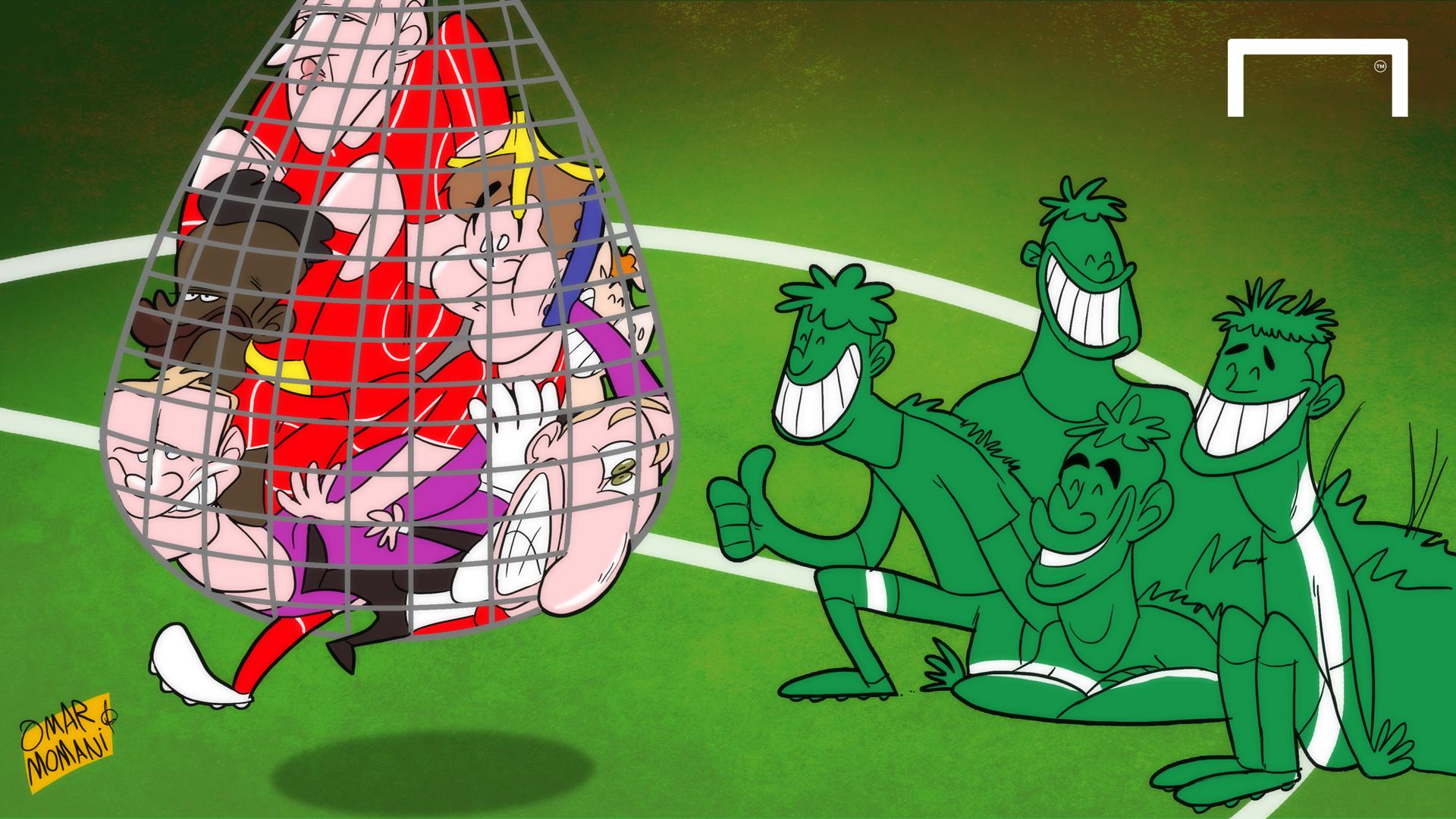 Лудогорец, Ливерпуль, Лига чемпионов