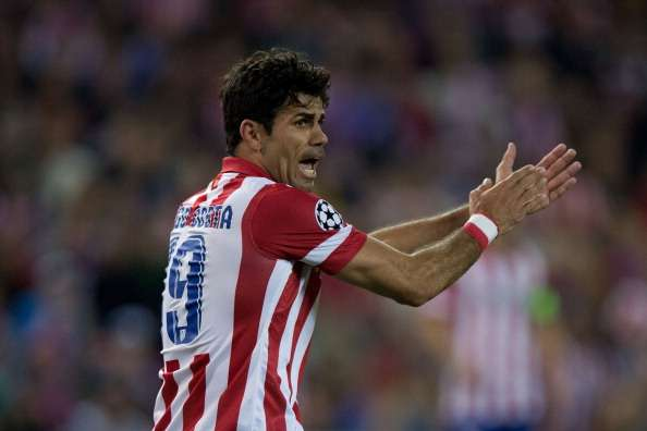 Diego Costa: Chelsea will have to attack us