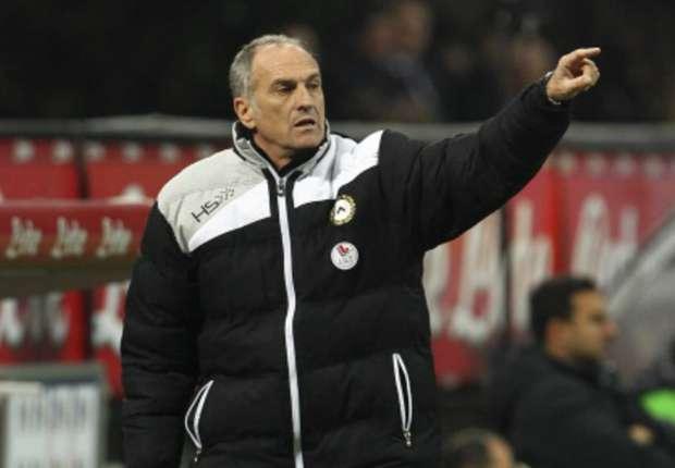 Verlässt Udinese: Trainer Francesco Guidolin