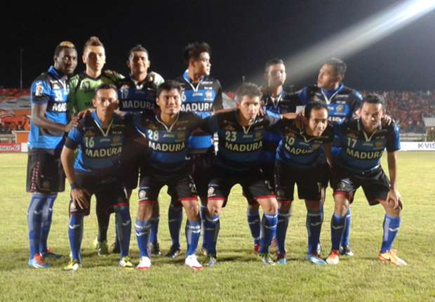 Persepam Madura United - Indonesia Super League 2014