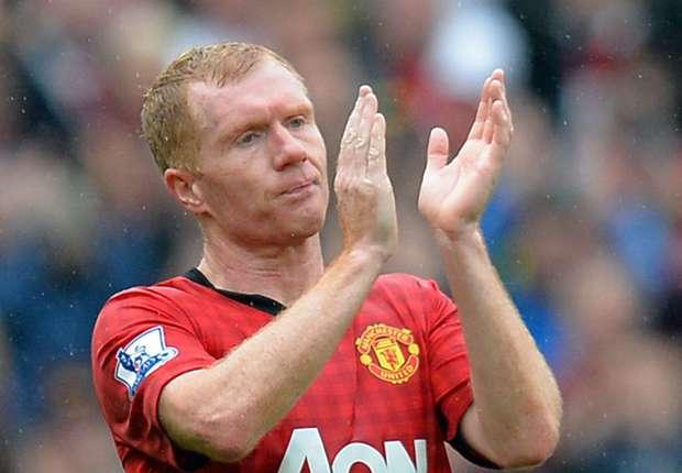 SBOBET Paul Scholes Manchester United