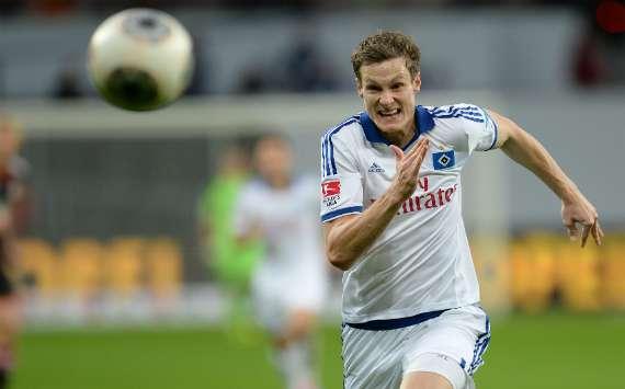 Marcell Jansen trainiert wieder mit der Mannschaft des Hamburger SV