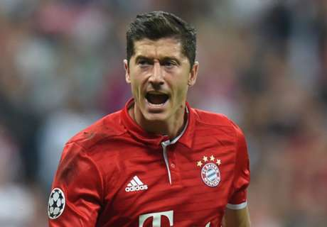Bayern: Lewy talks are going well