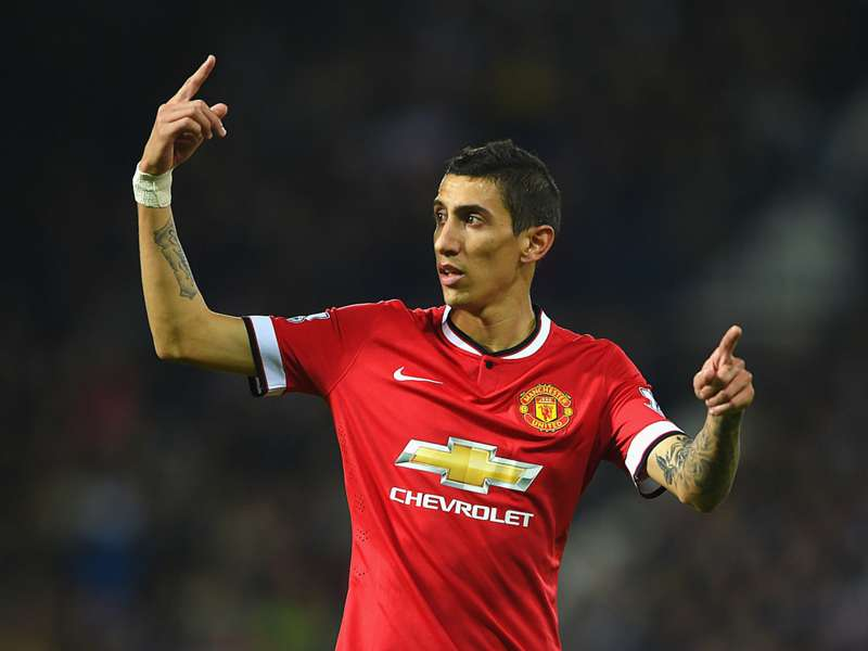 What has happened to Angel Di Maria?