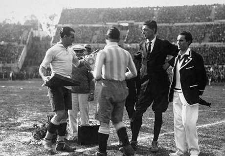Final Piala Dunia Pertama
