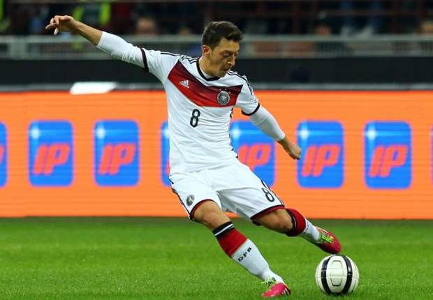 Germany deserve World Cup glory, believes Ozil