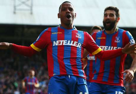 Crystal Palace dealt double injury blow
