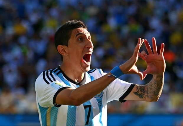 Ancelotti on Di Maria to Manchester United talk: I don't know what he's decided