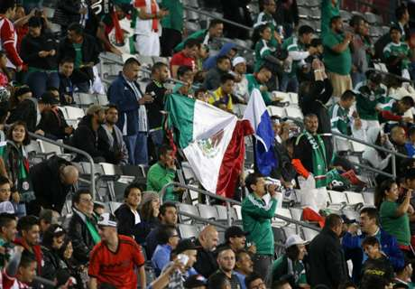 EXTRA TIME: Mexico fan's tears of joy