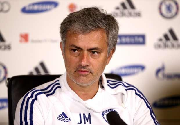 Jose Mourinho durante una rueda de prensa
