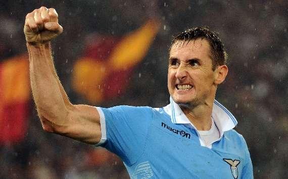 Lazio can reach European spots - Klose