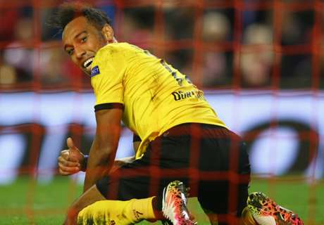 Dortmund dismiss Aubameyang exit talk