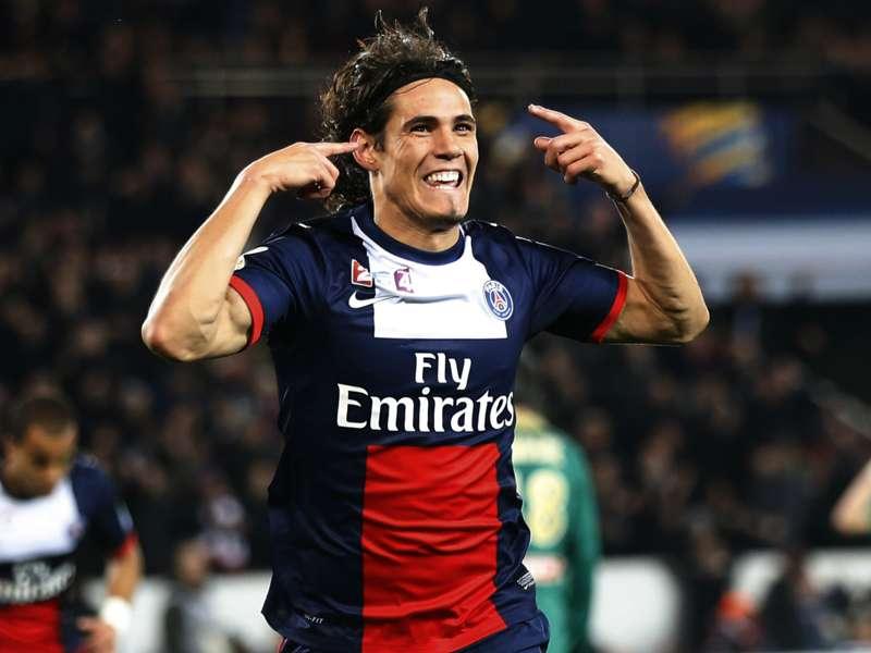 Cavani: I'm happy at PSG now