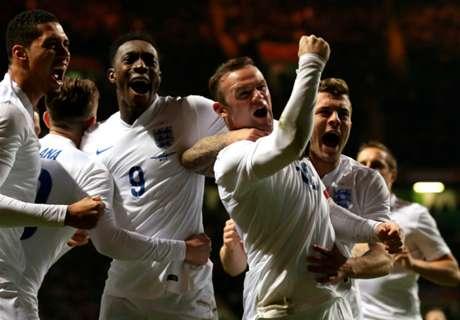 Inglaterra recibe a Lituania