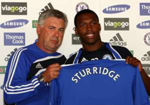 On 3 July, 2009 | Daniel Sturridge signed a four-year deal with Chelsea after his Manchester City contract expired.