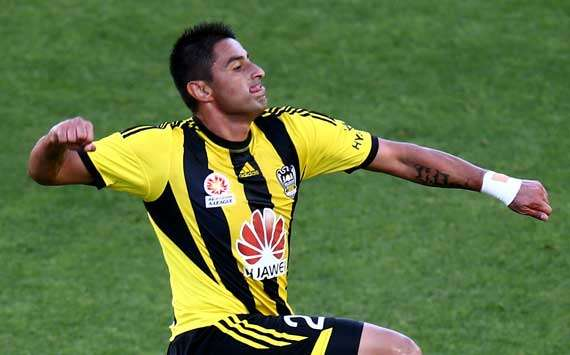 A-League - Wellington Phoenix - Carlos Hernandez