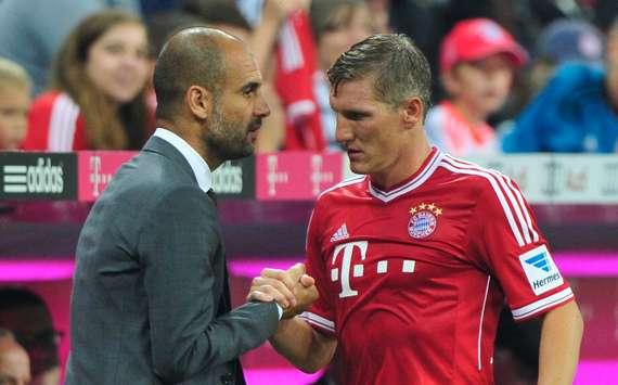 Guardiola und Schweinsteiger wollen die Wende gegen Real