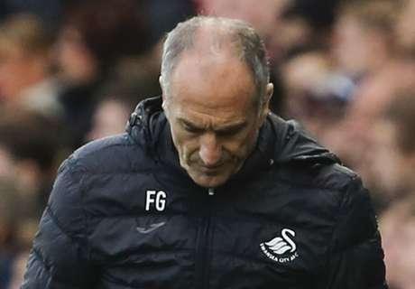 Swansea sack Guidolin, appoint Bradley
