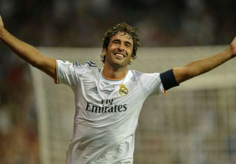 Raul nomme les plus grands joueurs du Real