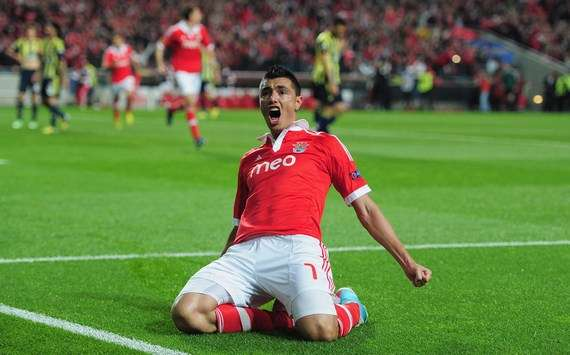 Trabzonspor agree €5.6m Cardozo fee with Benfica