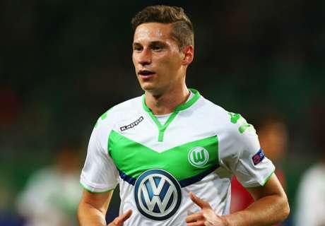 Draxler expecting hostile Schalke return