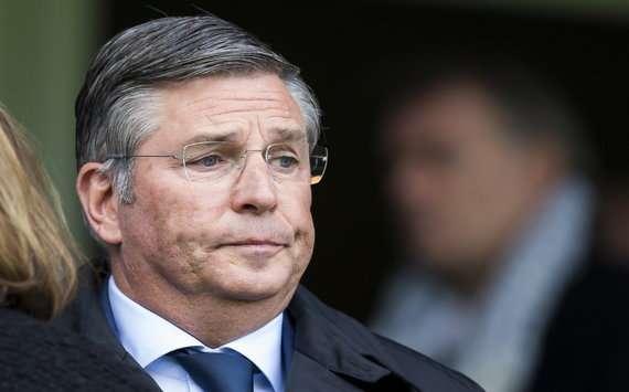 Van Geel wilde de interesse voor Ziyech en Van La Parra bevestigen noch ontkennen