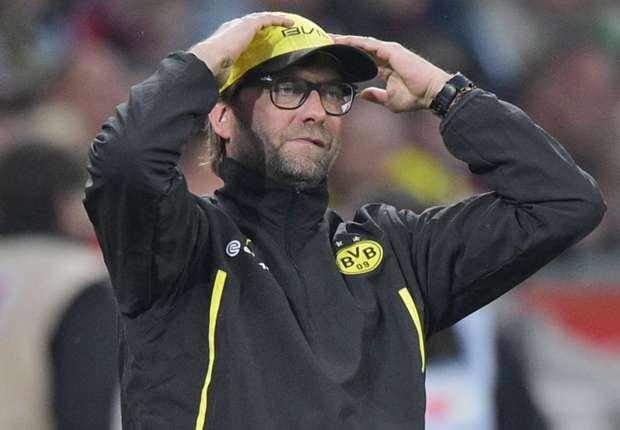 El DT del Dortmund se lamentó por la derrota.