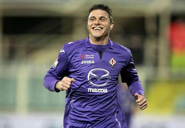 Joaquín, jugador de la Fiorentina