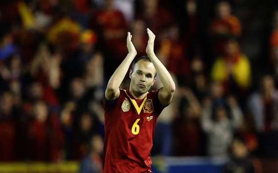 Spain could not react to rampant Netherlands, admits Iniesta