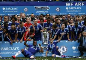 Goal looks back at a campaign which saw Chelsea win their first title in five years, spending a Premier League record 274 days in first place, Burnley and QPR relegated after just one season and Hull City join them on the final day
