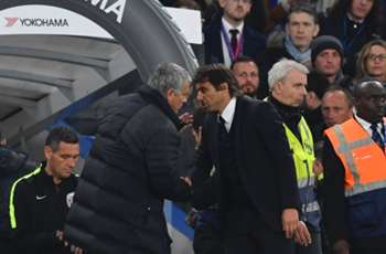 'It's humiliating' - Mourinho slams Conte for Chelsea celebrations