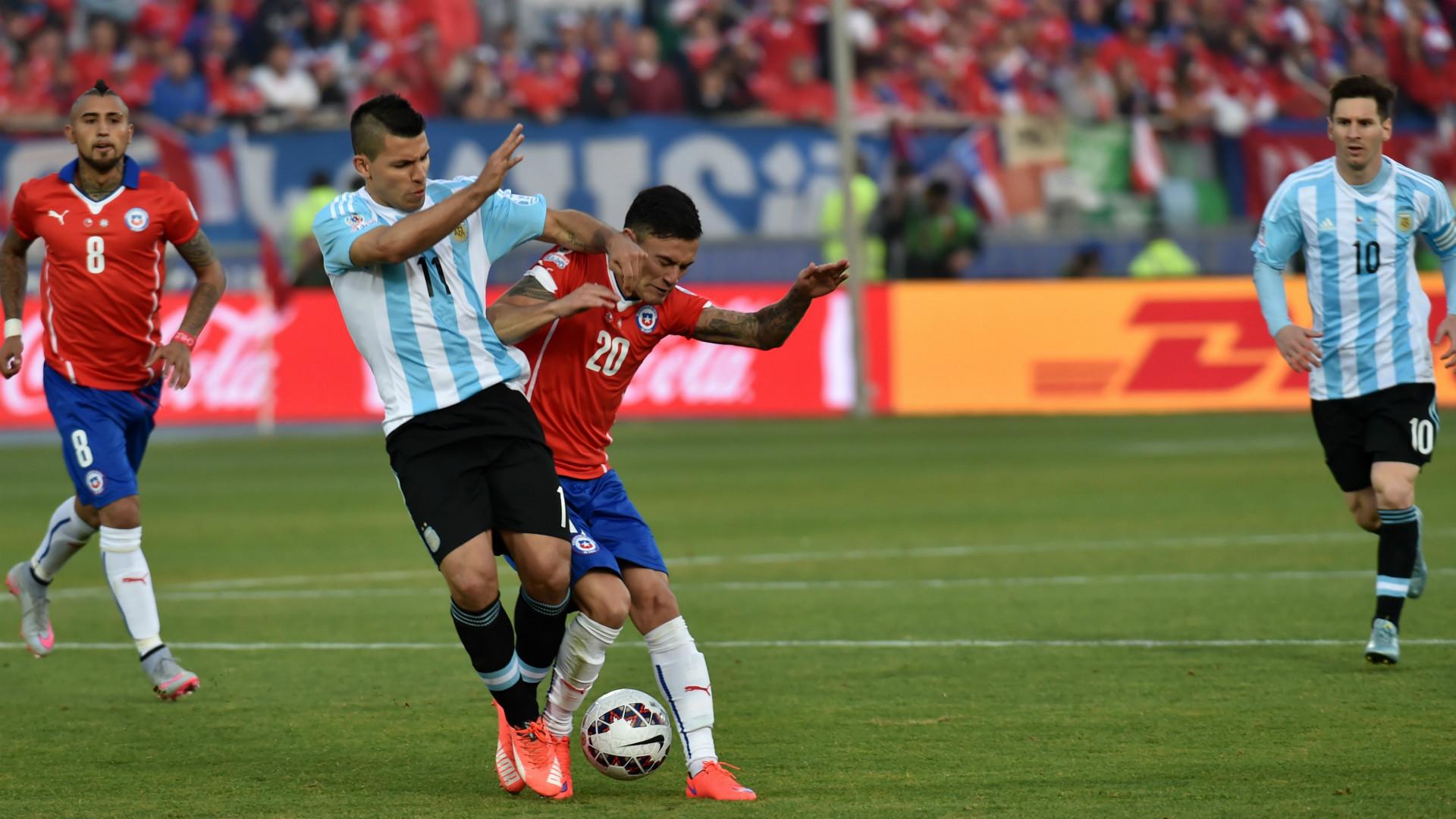 Chile Argentina Copa America Final 2015 - Goal.com